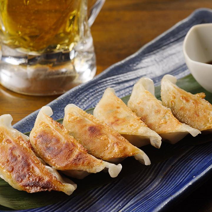 鹿児島県産 黒豚餃子(6個)
